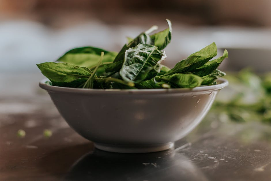 ways to eat spinach